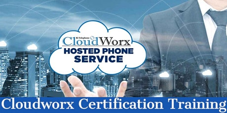 Rhode Island Telephone CloudWorx Training Class tickets