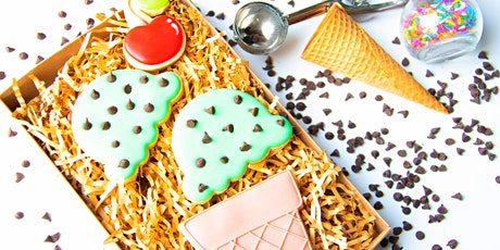 11:00AM - Summertime Sugar High Sugar Cookie Decorating Class tickets