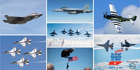 The Great Tennessee Air Show tickets