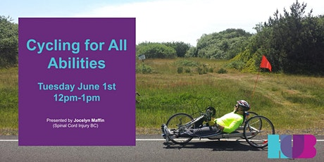 Cycling for All Abilities tickets