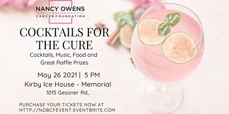 Cocktails for the Cure tickets