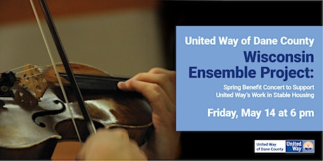 Wisconsin Ensemble Project: Spring Benefit Concert tickets