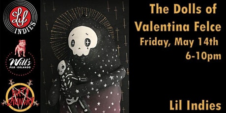 The Dolls of Valentina Felce tickets
