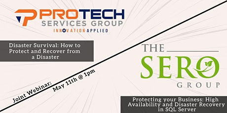 Joint Webinar: ProTech and The Sero Group tickets