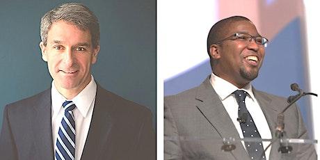 Ken Cuccinelli & Abraham Hamilton III:  Last Call For Liberty bilhetes