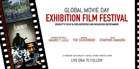 Exhibition Film Festival - the May Edition tickets