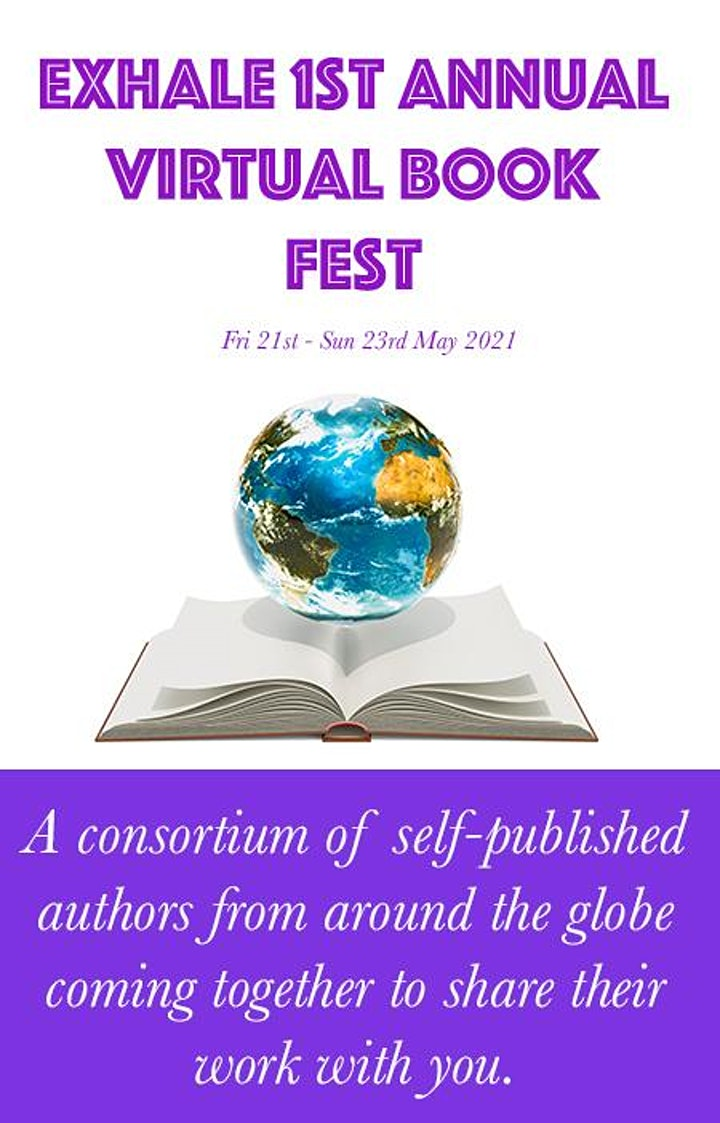 Exhale Publishing First Annual Virtual Book Festival image