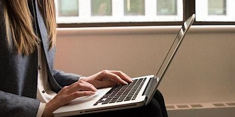 Graduate Student-at-Large Online Application Workshop tickets