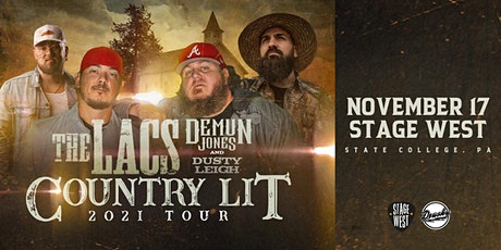 The Lacs - Country Lit Tour tickets