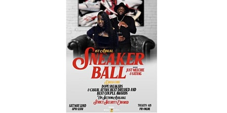 The Royal Sneaker Gala tickets