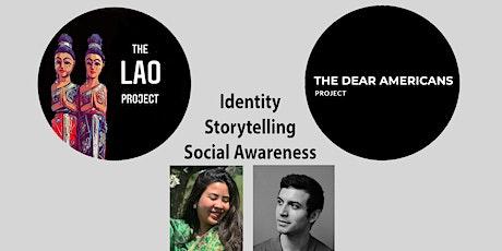 Identity, Storytelling, Social Awareness Tickets