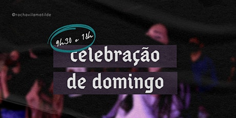 Celebração de domingo | NOITE ingressos