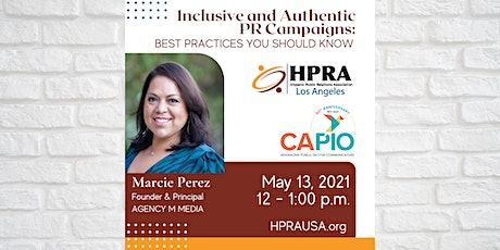 Inclusive & Authentic PR Campaigns: Best Practices You Should Know tickets