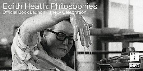 Edith Heath: Philosophies Official Book Launch Panel + Celebration tickets