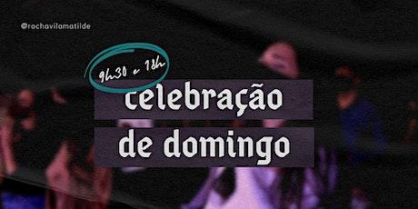 Celebração de domingo | MANHÃ ingressos
