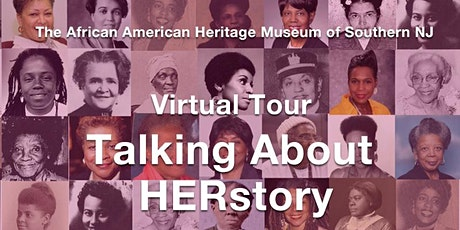 Talking About HERstory: A FREE Virtual Tour (HRAC) tickets
