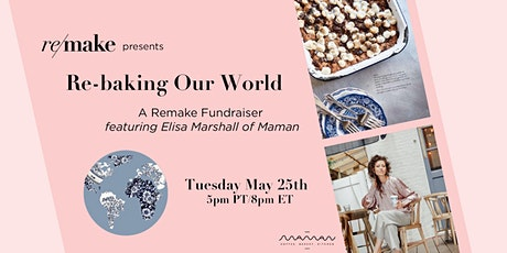 Baking with Elisa Marshall of Maman tickets