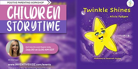 Children Storytime - Twinkle Shines with Author Alicia Fadgen tickets