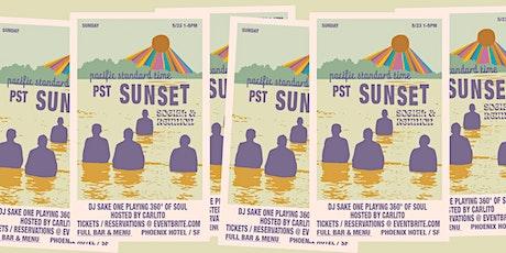 PST Sunset Social Reunion tickets