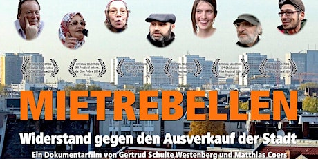 STP-on-Demand: Rent Rebels (2014) | Conversation with Matthias Coers tickets