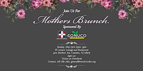 Mothers Brunch/Almuerzo de Madres tickets