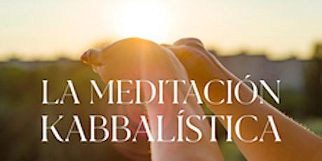 La meditación Kabbalística | Sarah Varela boletos