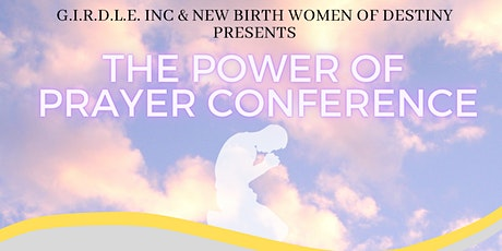 The Power of Prayer Conference tickets
