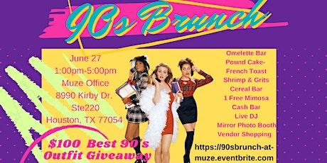 Sunday Funday @ Muze Office - 90s Brunch Addition tickets