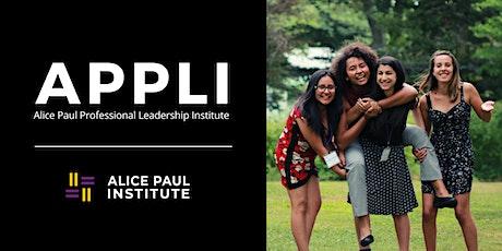 APPLI - Session 8 tickets