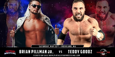 New England All-Star Wrestling LIVE in Rockland! tickets