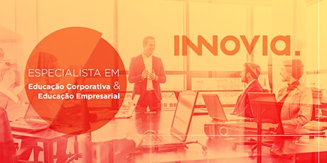 Workshop Consultor Interno de RH (Business Partner) bilhetes