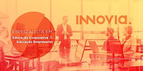 Workshop Consultor Interno de RH (Business Partner) ingressos