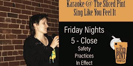 Karaoke at the Pint tickets