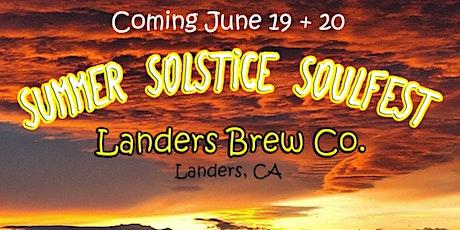 Summer Solstice Soulfest tickets
