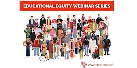 Educational Equity Webinar Series: Healing Racism Beyond the Dialogue tickets