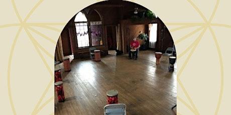 Hand Drum Polyrhythm Workshop tickets