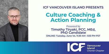 Culture Coaching and Action Planning-The Missing Link in Executive Coaching tickets
