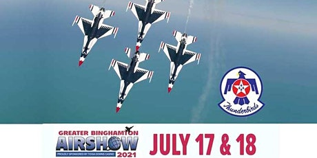 Greater Binghamton Air Show 2021 tickets
