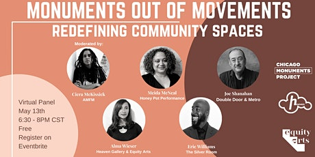 Monuments out of Movements: Redefining Community Spaces tickets