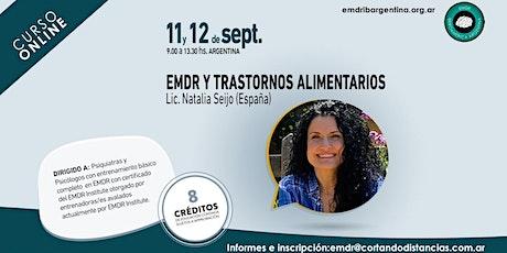 """""""EMDR y Trastornos de Alimentación"""" entradas"""