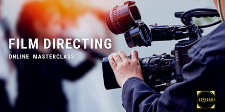 Masterclass: Film Directing tickets