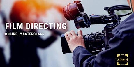Masterclass: Film Directing billets