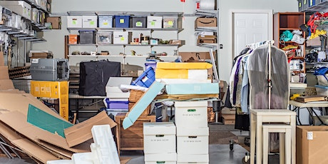 Your Downsizing and Organizing Questions Answered tickets