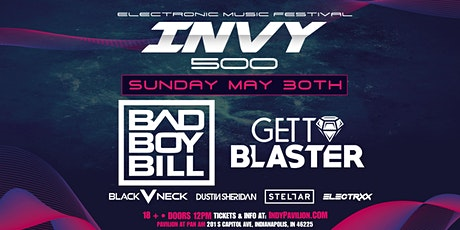 INVY 500 Music Festival tickets