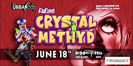Crystal Methyd - PRIDE Celebration tickets