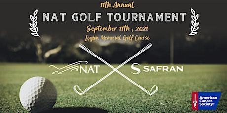 NAT Golf Tournamnet tickets
