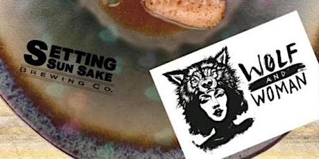 Sake 102: Sake & Malaysian Dinner Pairing ft. Chef Kaci of Wolf and Woman tickets