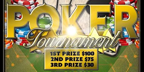 Poker Tournament tickets
