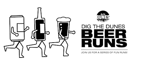 Dig the Dunes Beer Run - May tickets