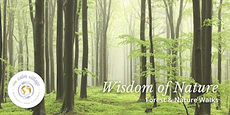 Wisdom Of Nature - Summer tickets